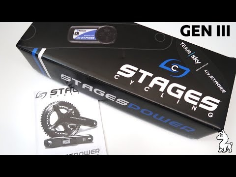 Stages Power Meter (Single/Gen III) - Install, Ride, Data Review