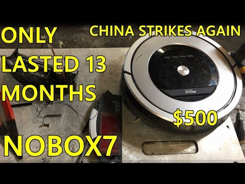 Irobot only lasted 1 year