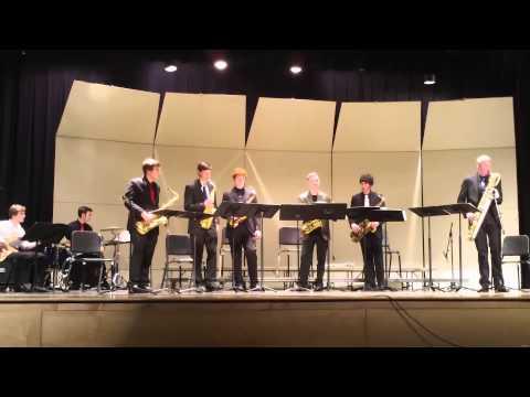INSPIRE MUSIC- York, PA- Fingers Super Sax- Be Bop