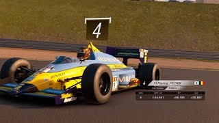 Gran Turismo™SPORT FIA GT Nations Cup Test Race 94 Nürburgring F1500T-A Onboard