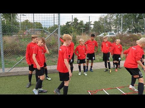 Besöker Sveriges bästa ungdomsakademi #3 | Intensiv träning med Brommapojkarna P06-1