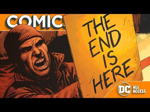 DOOMSDAY CLOCK: Geoff Johns Talks Epic Event