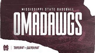 Mississippi State Baseball: Nashville Super Regional Extended Cut