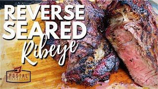 Reverse Sear Ribeye Steak - How to Reverse Sear a Steak on the grill