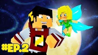 Minecraft: FADA COM PODER - SURVIAL POINTS Ep.2 ‹ EduKof Games ›