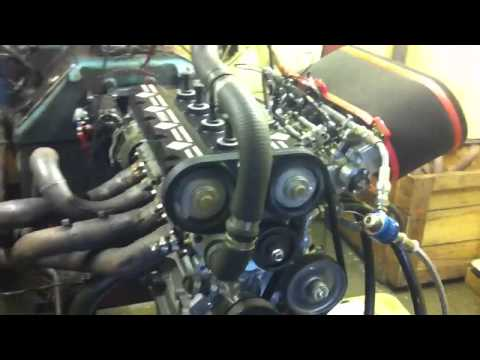 Millington 2.0 litre Dyno footage