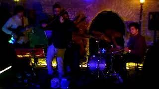 Ernesto Llorens Quartet Jazz La Boveda del Albergue Zaragoza