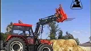Traktory ZETOR a nakladače HUMPOLECKÉ STROJÍRNY