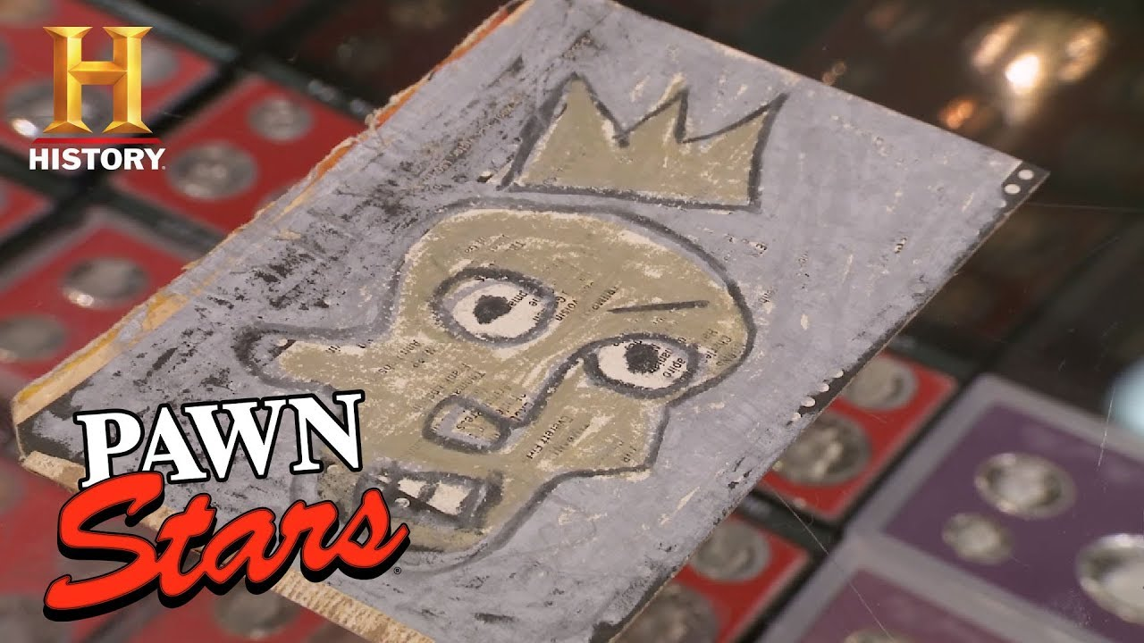 Pawn Stars: The Jean-Michel Basquiat Postcards | History