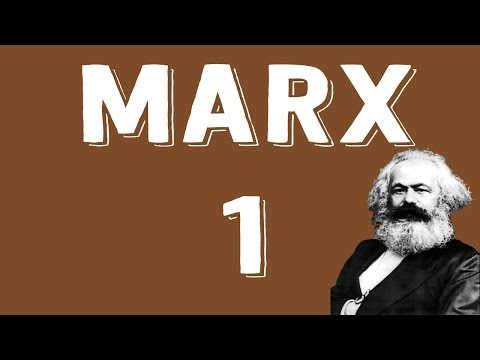 Marx Part 1: Labour & Class Conflict | Philosophy Tube