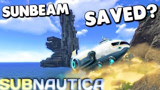 One of Anthomnia's most viewed videos: Subnautica - PURE ENZYME 42 USED TO CURE CARAR, CAN WE DISABLE THE GUN AND SAVE THE SUNBEAM NOW?