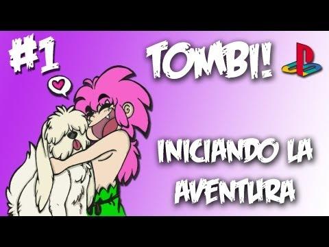 """Tombi! (PS1) - ¡Completo 100% y Comentado! (01/14) """"Iniciando la Aventura"""""""