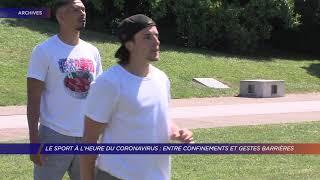 Yvelines | Le sport à l'heure du Coronavirus : entre confinements et gestes barrières