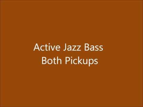 Bass Tone Comparison - Musicman Stingray, Precision, Hofner, Jazz Bass