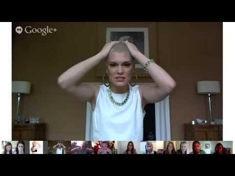 Jessie J's Google+ Hangout & 'WILD' Preview