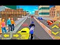 Motorbike Taxi Highway Traffic Moto Driver 2018 - Gameplay Android game