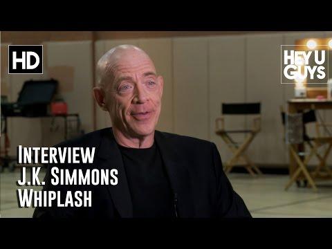 J.K. Simmons Interview - Whiplash