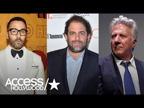 Jeremy Piven, Brett Ratner & Dustin Hoffman Accused Of Sexual Misconduct  Access Hollywood