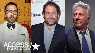 Jeremy Piven, Brett Ratner & Dustin Hoffman Accused Of Sexual Misconduct | Access Hollywood