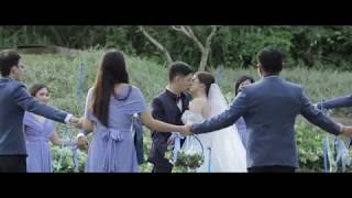 Destination Wedding I Avel + Rose I Same Day Edit  I Tagaytay Highlands