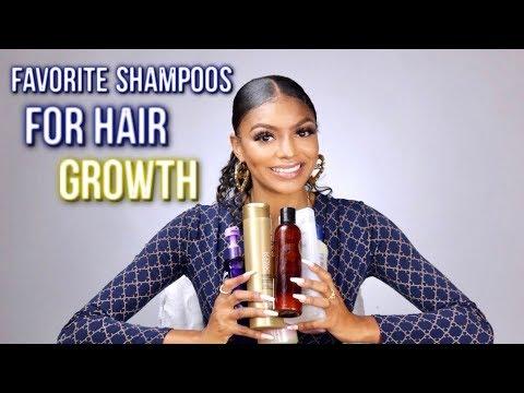 Top 10 Shampoos For Hair Growth