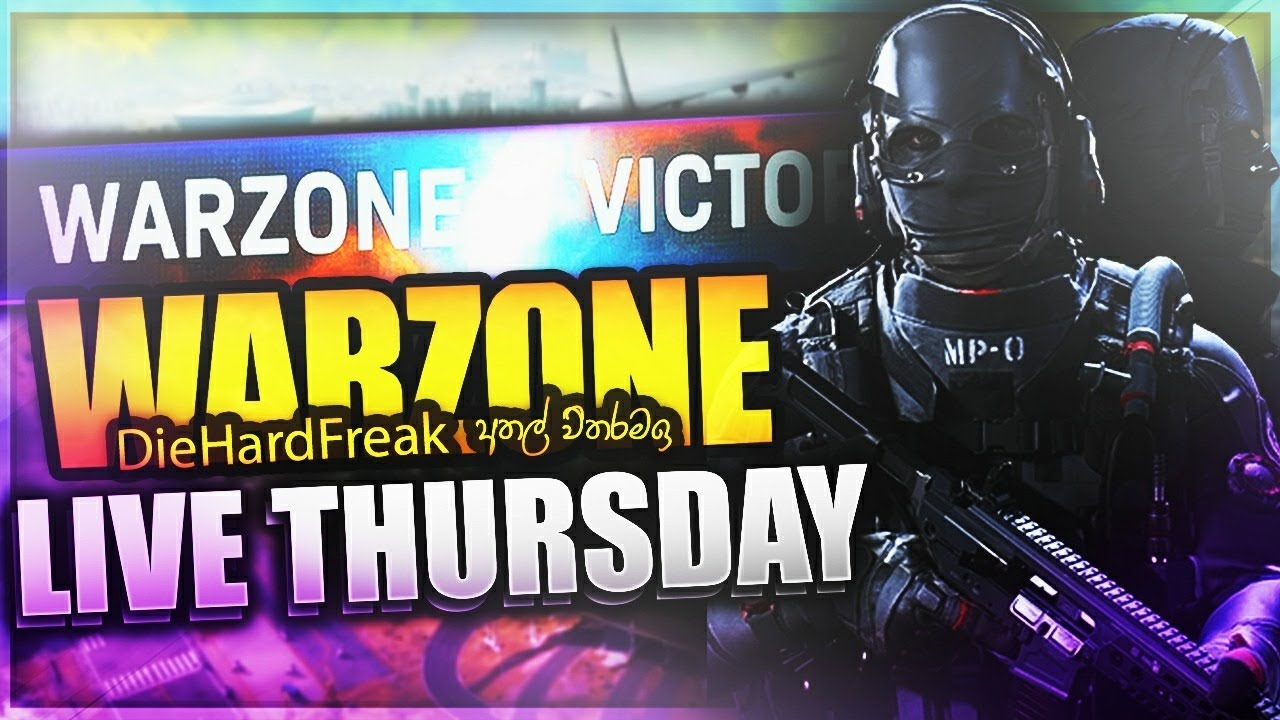 🔴COD Warzone Season 4 Relaunch! - LIVE! THURSDAY