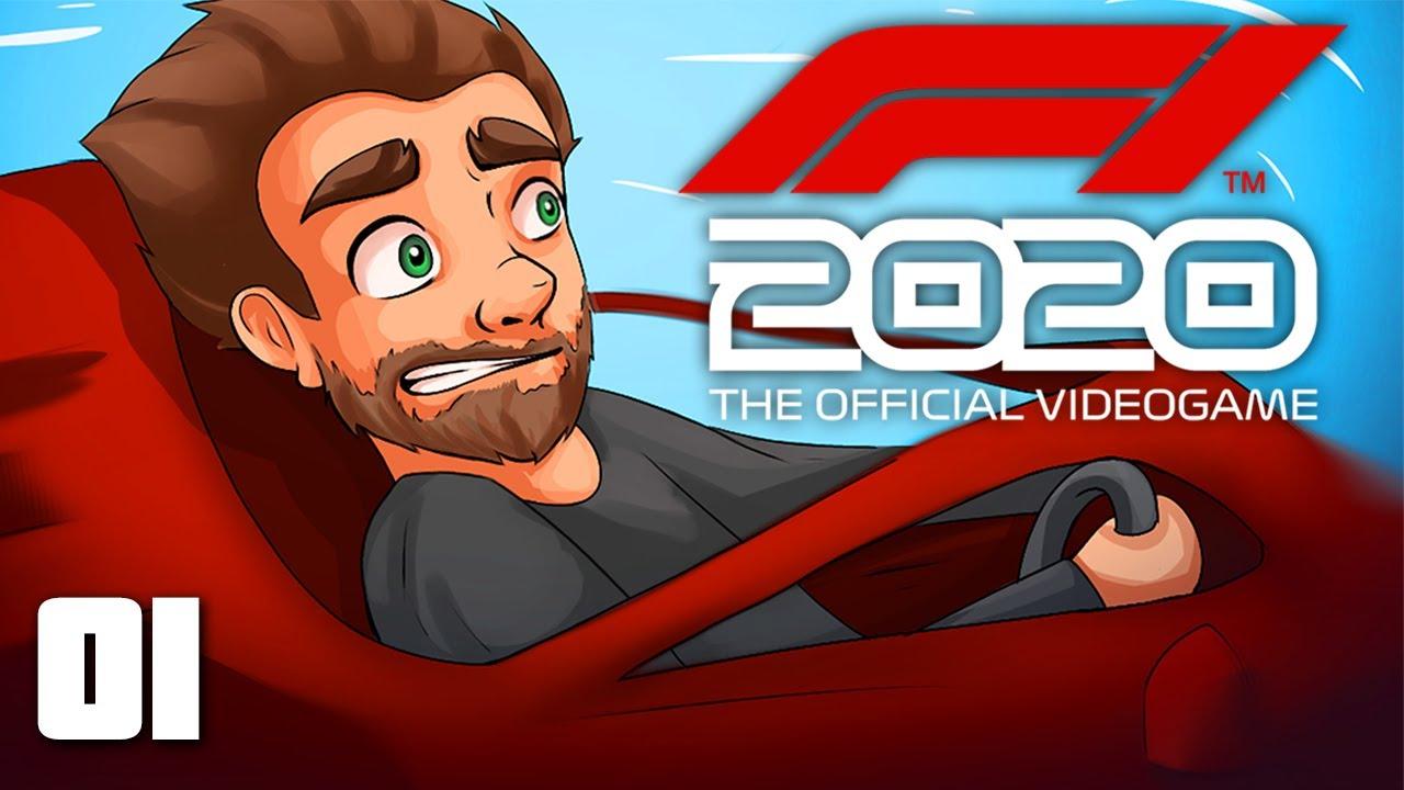 SAJÁT CSAPATOT INDÍTOK! 🔴 F1 2020 My Team | 1. rész (Végigjátszás)
