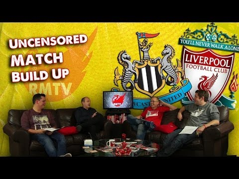 Newcastle v Liverpool: Uncensored Match Build Up Show