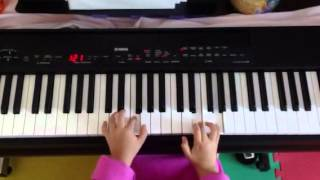 Suzuki Piano School Volume 1- No. 11 Little playmates