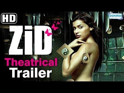 Zid (2014) Theatrical Trailer HD | Mannara Chopra - Karanveer Sharma