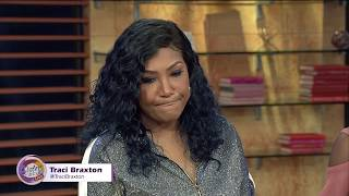 Sister Circle | Traci Braxton has a seat at The Table  | TVOne