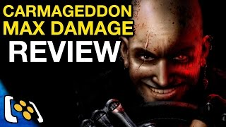 Carmageddon Max Damage Review