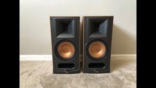 Klipsch RB35 Reference Series Home 2 Way Bookshelf Speakers