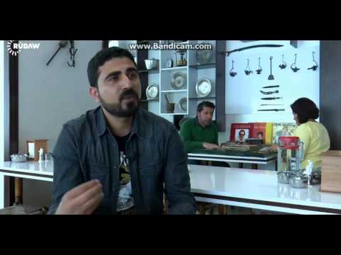 Alaaddin Kahvaltıda Rûdaw TV ile Nostajik Kürt Müzik Söyleyişi