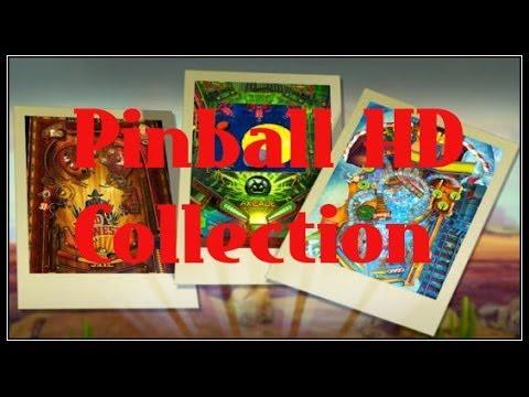 Pinball HD Collection Pinball App iPad App Review (Demo)