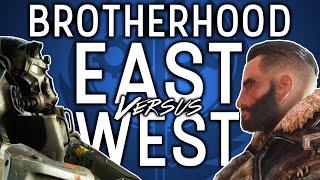 Brotherhood of Steel - East vs West