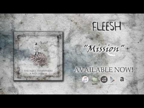 """Fleesh - Mission (from """"The Next Hemisphere - A Rush Tribute)"""