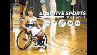 Why Basketball - Adaptive Sports Northwest