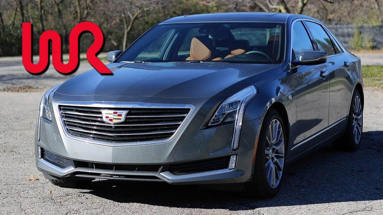 2017 Cadillac CT6 2.0L Turbo