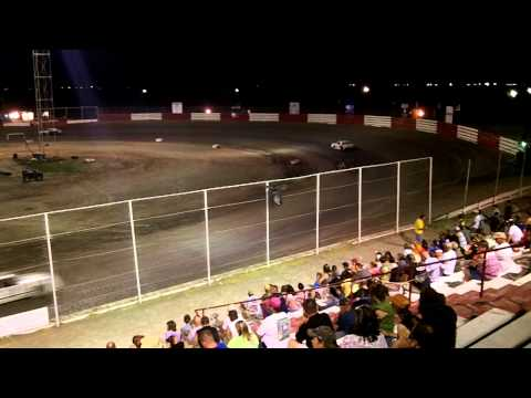 Hobby Main 6-30-12 at Champion Motor Speedway