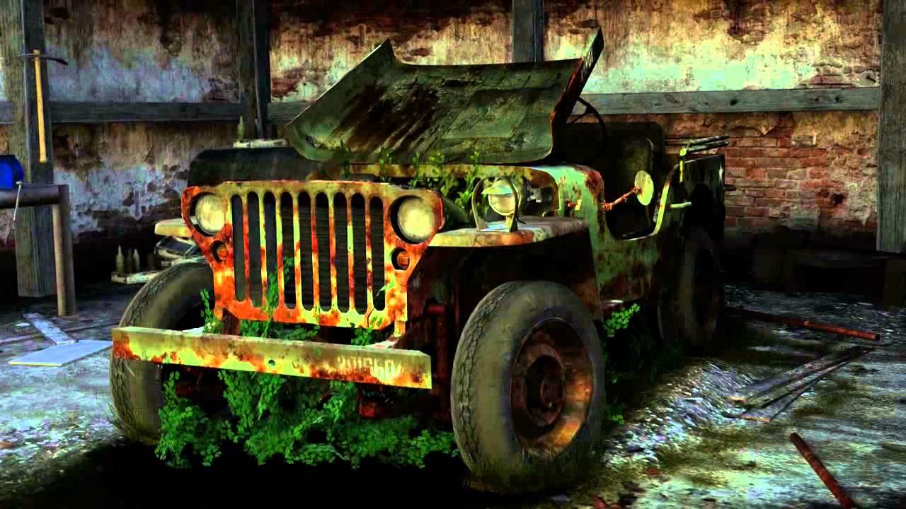 Forza Horizon 2 Barn Find 3 Location San Giovanni Us Army
