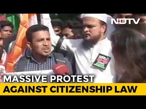 """We Want Equality"": Bengaluru Protests Against Citizenship Law"