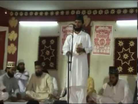 Habibulla Faizi HOGA EK JALSA HASHR ME AISA BEAUTIFUL NAAT SHAREEF