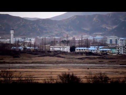 Propaganda Village, DMZ, North Korea