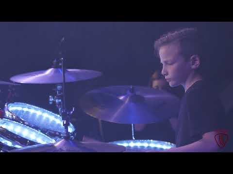 In the Air Tonight (Phil Collins) - Tommy Leblanc (Batterie) Cover