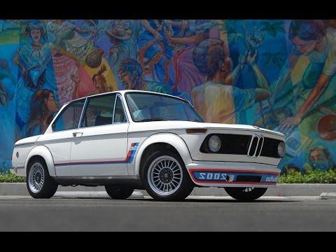 1974 BMW 2002 TURBO - YouTube