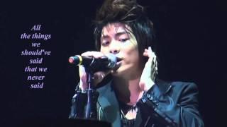 Jonghyun * This Woman's Work  [ lyrics ]