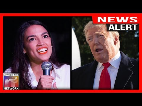 ALERT: Ocasio-Cortez Grabs The Mic And Spits DISGUSTING Lies To Make America Look TERRIBLE