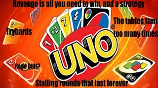 Misfortune  - UNO Gameplay