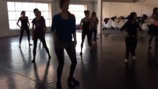 Beginner Jazz class W/ Chantal Santos